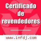 Certificado revendedor
