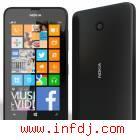Nokia 630 Lumia Black